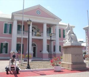 History of Nassau Bahamas