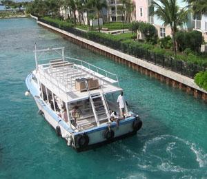 Paradise Island Ferry Terminal