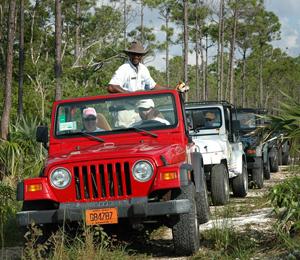 Freeport Jeep Safari Tours