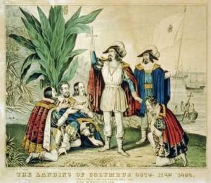 The Founding of the Bahamas