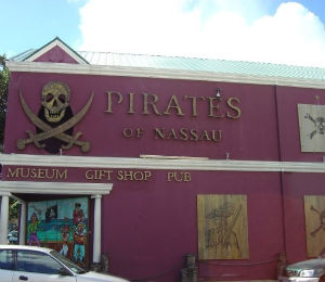 The Pirate Museum of Nassau Bahamas