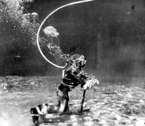 Early History of Snorkeling